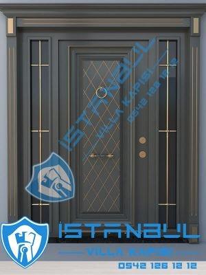 Etiler Villa Kapısı Villa Giriş Kapısı Modelleri İstanbul Villa Kapısı Fiyatları