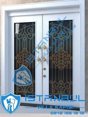 Kumburgaz Villa Kapısı Villa Giriş Kapısı Modelleri İstanbul Villa Kapısı Fiyatları