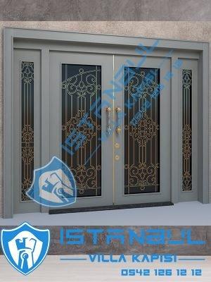 Kuruçeşme Villa Kapısı Villa Giriş Kapısı Modelleri İstanbul Villa Kapısı Fiyatları