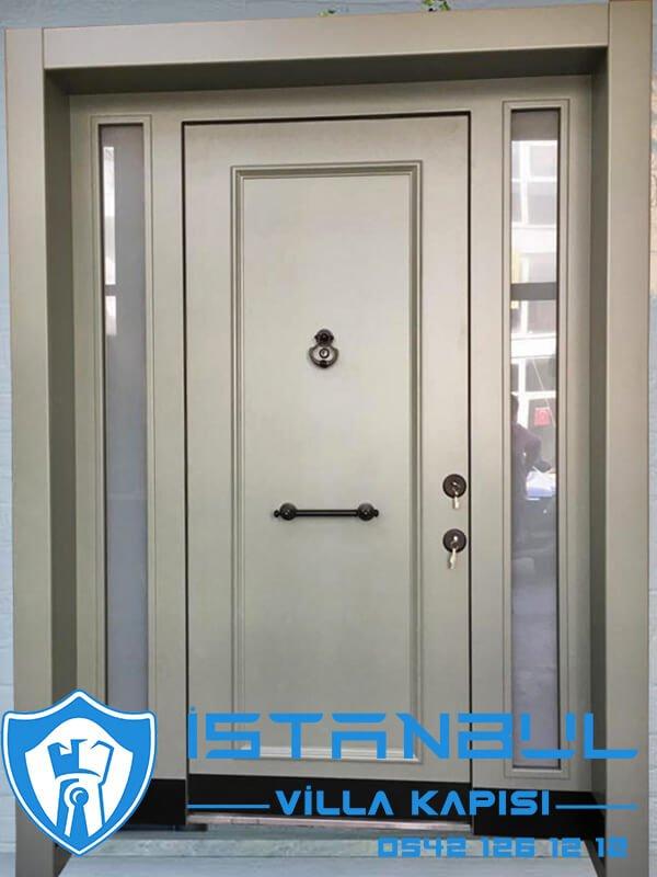 Kuzguncuk Villa Kapısı Villa Giriş Kapısı Modelleri İstanbul Villa Kapısı Fiyatları