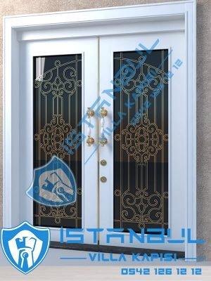 Levazım Villa Kapısı Villa Giriş Kapısı Modelleri İstanbul Villa Kapısı Fiyatları