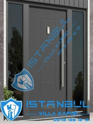 Sarıyer Villa Kapısı Villa Giriş Kapısı Modelleri İstanbul Villa Kapısı Fiyatları