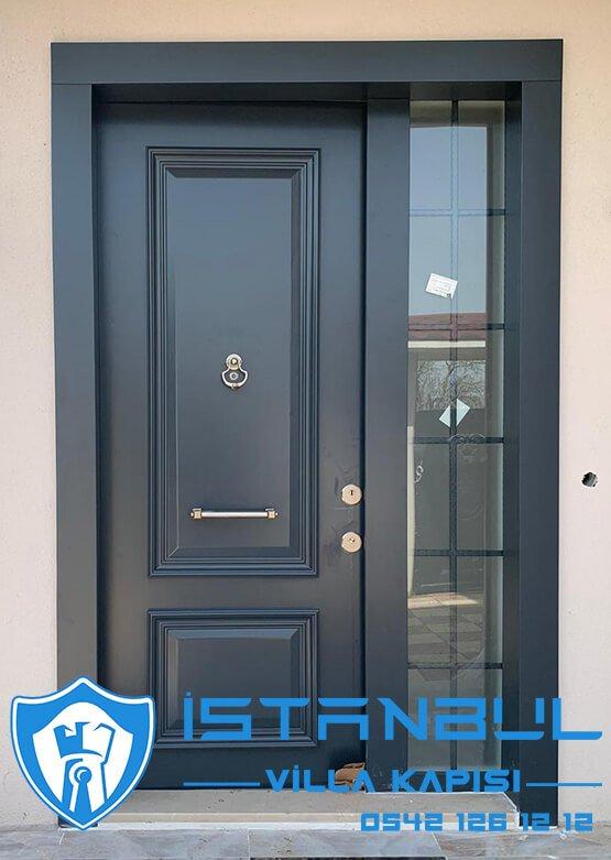 istanbul Villa Kapısı İndirimli Çelik Kapı Villa Dış kapı Modelleri Villa Kapısı Bodrum İstanbul Alcatraz Çelik Kapı