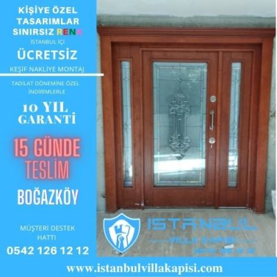 Boğazköy Villa Kapısı Modelleri Boğazköy Villa Giriş Kapısı Fiyatları Çelik Kapı