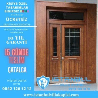 Çatalca Villa Kapısı Modelleri Villa Giriş Kapısı Fiyatları