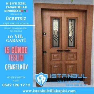 Çengelköy Villa Kapısı İstanbul Villa Giriş Kapısı Modelleri