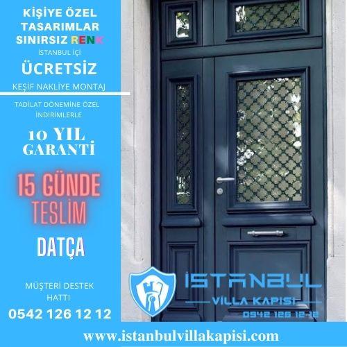 Datça Villa Kapısı Modelleri İstanbul Villa Kapısı