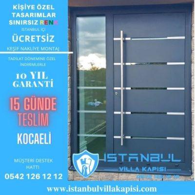 Kocaeli Villa Kapısı Modelleri İstanbul Villa Kapısı Kompozit Çelik Kapı