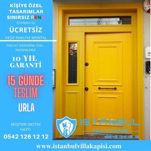 Urla Villa Kapısı Modelleri İstanbul Villa Kapısı Kompozit Çelik Kapı