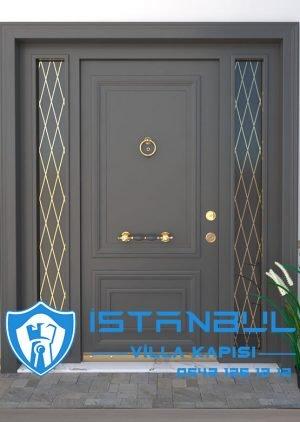 Villa Kapısı Çelik Kapı Dış Kapı Modelleri Villa Giriş Kapısı İstanbul Villa Kapıları 13a