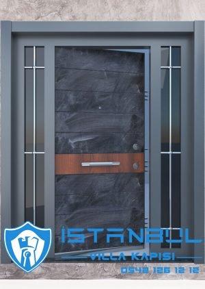Villa Kapısı Çelik Kapı Dış Kapı Modelleri Villa Giriş Kapısı İstanbul Villa Kapıları 13r