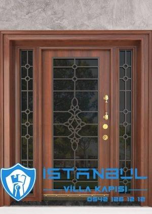 Villa Kapısı İstanbul Villa Giriş Kapısı Modelleri İndirimli Villa Çelik Kapı 2