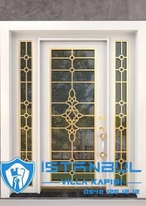 Villa Kapısı İstanbul Villa Giriş Kapısı Modelleri İndirimli Villa Çelik Kapı
