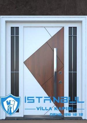 Villa Kapısı İstanbul Villa Giriş Kapısı Modelleri İndirimli Villa Çelik Kapı 4