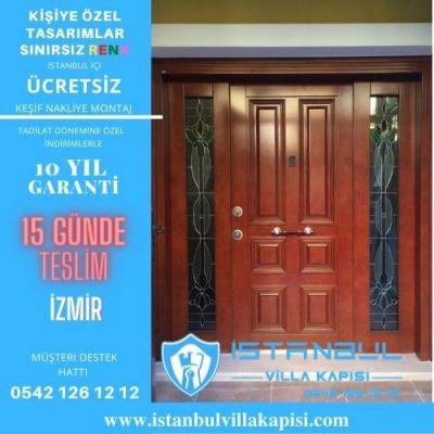 izmir Villa Kapısı Modelleri İstanbul Villa Kapısı Kompozit Çelik Kapı