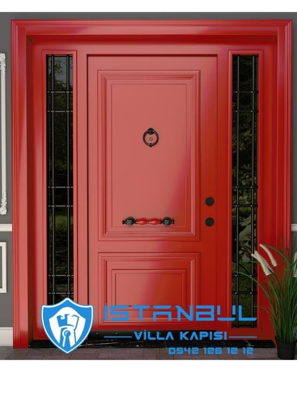 İstanbul Villa Kapısı Kompozit Villa Kapısı Modelleri İndirimli Villa Kapıları (50)