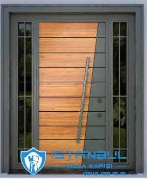 istanbul villa kapısı dış etneklere daanıklı özel üretim villa kapısı steel doors haüsturen çelik kapı villa giriş kapısı camlı kapı modelleri kompozit villa kapısı