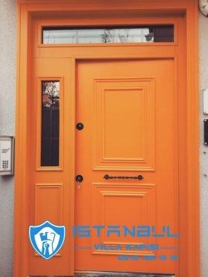 istanbul villa kapısı hardal camlıözel üretim villa kapısı steel doors haüsturen çelik kapı villa giriş kapısı camlı kapı modelleri kompozit villa kapısı