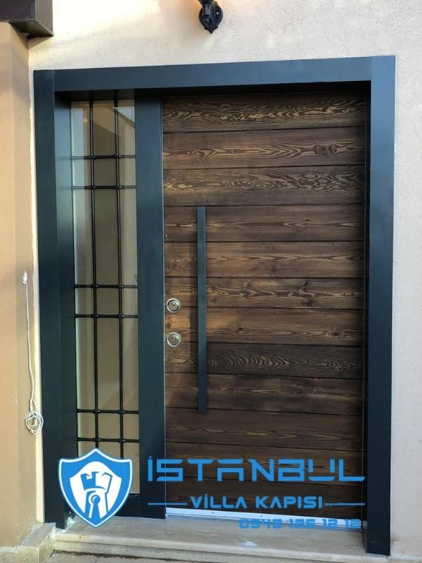 istanbul villa kapısı ireko özel üretim villa kapısı steel doors haüsturen çelik kapı villa giriş kapısı camlı kapı modelleri kompozit villa kapısı
