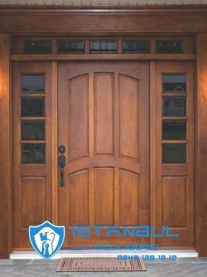 istanbul villa kapısı klasik dış etneklere daanıklı özel üretim villa kapısı steel doors haüsturen çelik kapı villa giriş kapısı camlı kapı modelleri kompozit villa kapısı