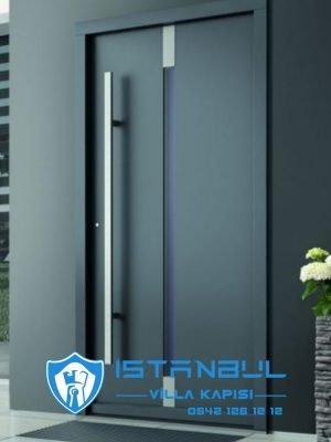 istanbul villa kapısı kompozit dış etneklere daanıklı özel üretim villa kapısı steel doors haüsturen çelik kapı villa giriş kapısı camlı kapı modelleri kompozit villa kapısı