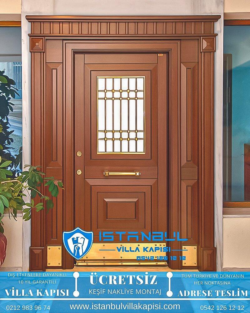 açık ceviz istanbul villa kapısı villa kapısı modelleri istanbul villa giriş kapısı villa kapısı fiyatları-17