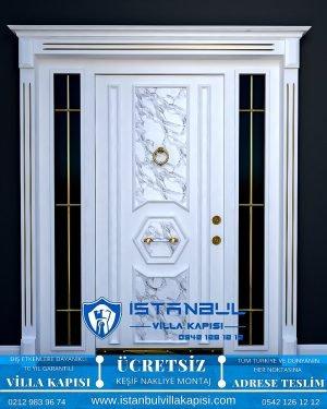 beyaz granit istanbul villa kapısı villa kapısı modelleri istanbul villa giriş kapısı villa kapısı fiyatları-5