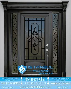 demir ferforjeli istanbul villa kapısı villa kapısı modelleri istanbul villa giriş kapısı villa kapısı fiyatları-9
