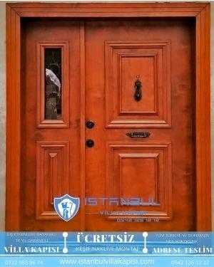 doğal ceviz istanbul villa kapısı villa kapısı modelleri istanbul villa giriş kapısı villa kapısı fiyatları-14