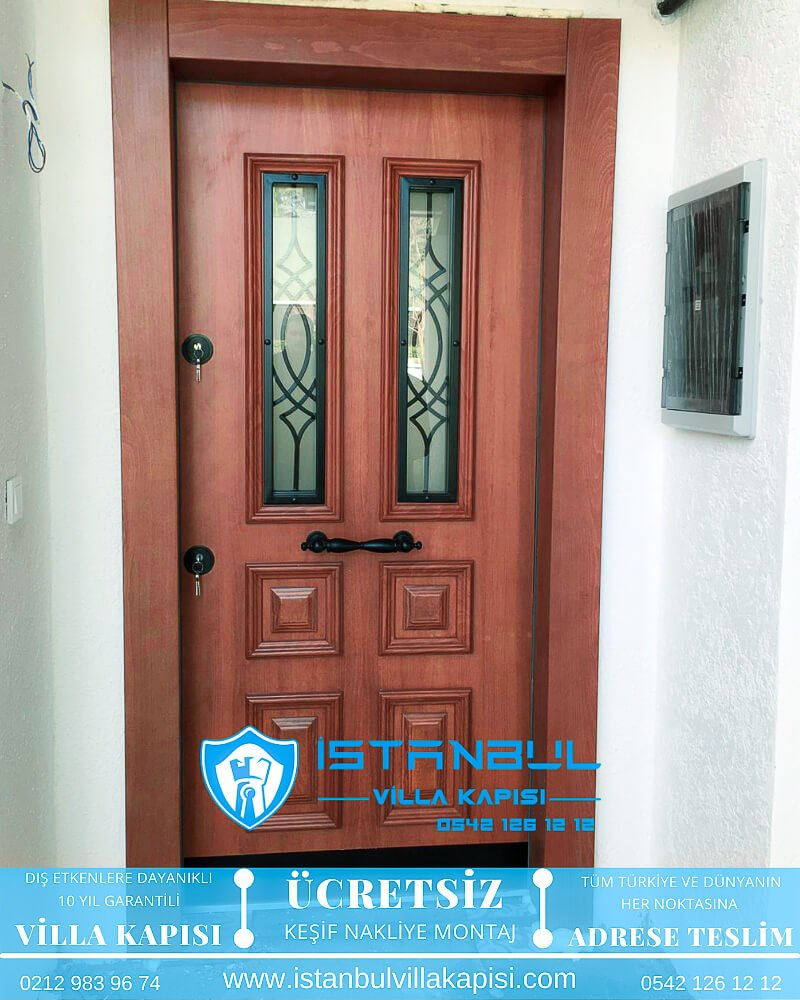 istanbul villa kapısı villa kapısı modelleri istanbul villa giriş kapısı villa kapısı fiyatları-35 steel doors haustüren
