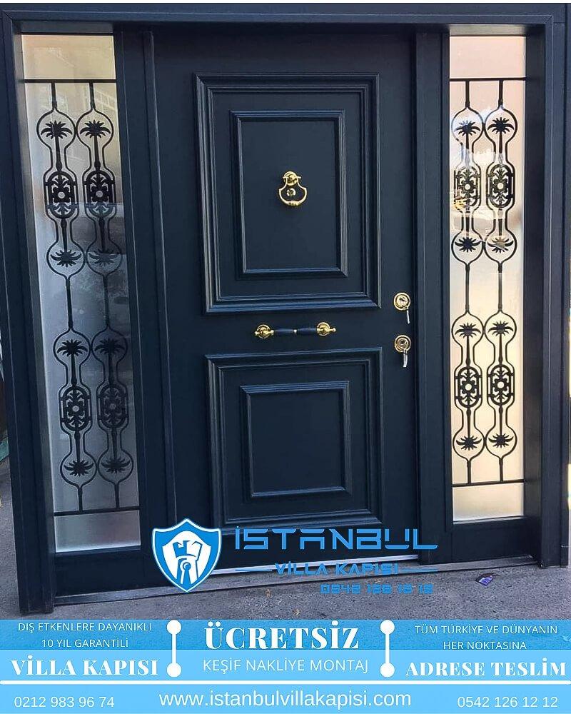istanbul villa kapısı villa kapısı modelleri istanbul villa giriş kapısı villa kapısı fiyatları Haustüren DOORS entrance door steel doors -56