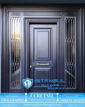 istanbul villa kapısı villa kapısı modelleri istanbul villa giriş kapısı villa kapısı fiyatları Haustüren DOORS entrance door steel doors-58