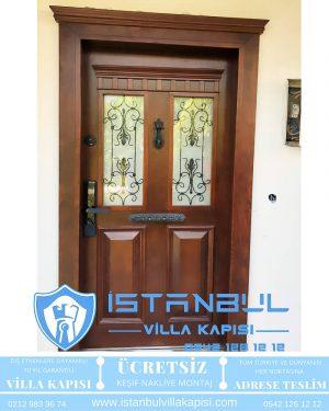 istanbul villa kapısı villa kapısı modelleri istanbul villa giriş kapısı villa kapısı fiyatları Haustüren DOORS entrance door steel doors-62