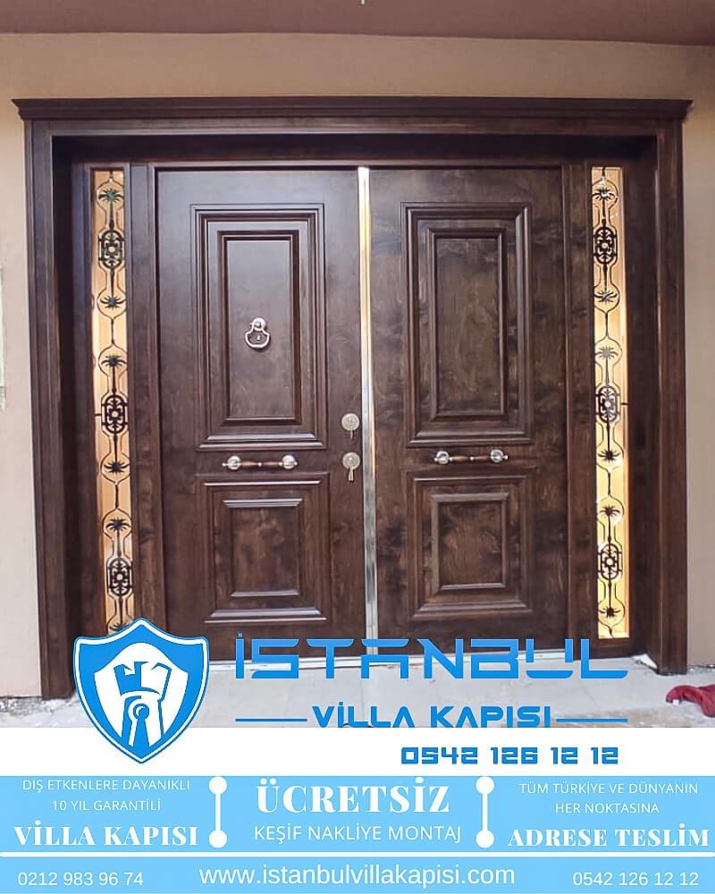 istanbul villa kapısı villa kapısı modelleri istanbul villa giriş kapısı villa kapısı fiyatları Haustüren DOORS entrance door steel doors-65