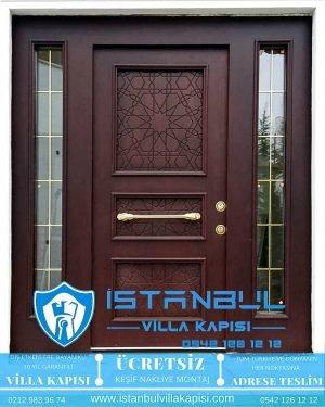 istanbul villa kapısı villa kapısı modelleri istanbul villa giriş kapısı villa kapısı fiyatları Haustüren DOORS entrance door steel doors-72