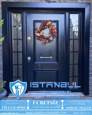 istanbul villa kapısı villa kapısı modelleri istanbul villa giriş kapısı villa kapısı fiyatları Haustüren DOORS entrance door steel doors-73