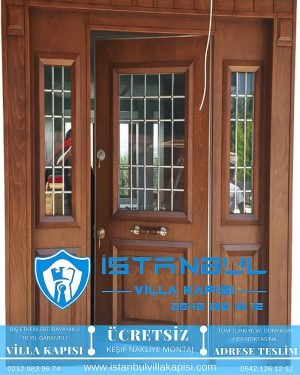 istanbul villa kapısı villa kapısı modelleri istanbul villa giriş kapısı villa kapısı fiyatları Haustüren DOORS entrance door steel doors-75
