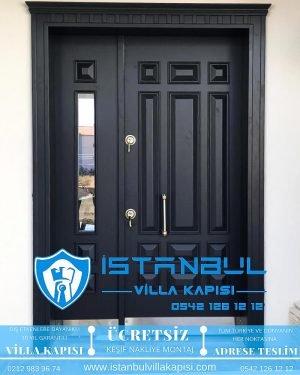 istanbul villa kapısı villa kapısı modelleri istanbul villa giriş kapısı villa kapısı fiyatları Haustüren DOORS entrance door steel doors-77