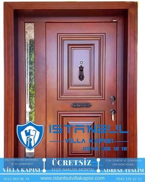 istanbul villa kapısı villa kapısı modelleri istanbul villa giriş kapısı villa kapısı fiyatları Haustüren DOORS entrance door steel doors-78