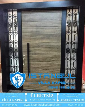 istanbul villa kapısı villa kapısı modelleri istanbul villa giriş kapısı villa kapısı fiyatları Haustüren DOORS entrance door steel doors-79