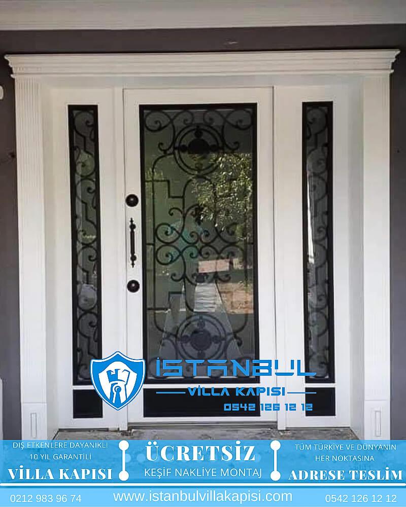 istanbul villa kapısı villa kapısı modelleri istanbul villa giriş kapısı villa kapısı fiyatları Haustüren DOORS entrance door steel doors-80