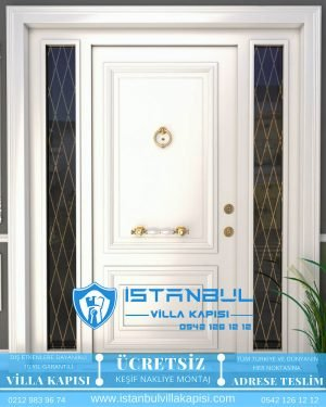 istanbul villa kapısı villa kapısı modelleri istanbul villa giriş kapısı villa kapısı fiyatları Haustüren DOORS entrance door steel doors-84