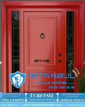 istanbul villa kapısı villa kapısı modelleri istanbul villa giriş kapısı villa kapısı fiyatları Haustüren DOORS entrance door steel doors-85