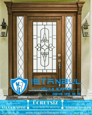 istanbul villa kapısı villa kapısı modelleri istanbul villa giriş kapısı villa kapısı fiyatları Haustüren DOORS entrance door steel doors-88