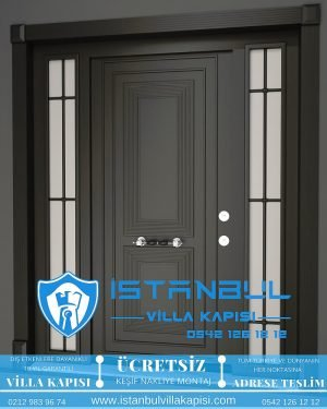 istanbul villa kapısı villa kapısı modelleri istanbul villa giriş kapısı villa kapısı fiyatları Haustüren DOORS entrance door steel doors-89