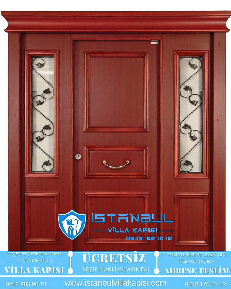 istanbul villa kapısı villa kapısı modelleri istanbul villa giriş kapısı villa kapısı fiyatları steel doors haustüren -23