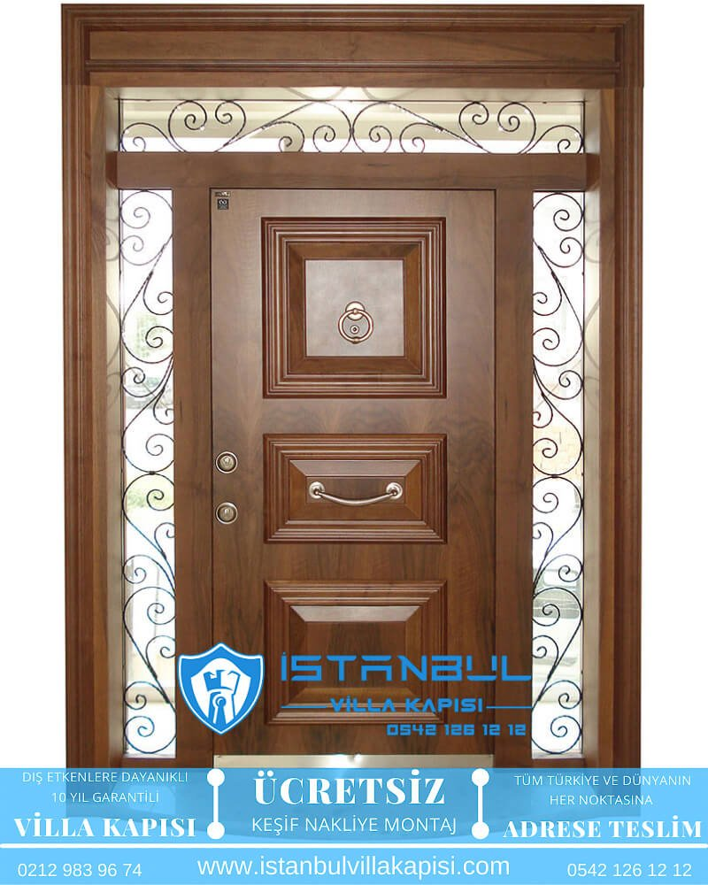 istanbul villa kapısı villa kapısı modelleri istanbul villa giriş kapısı villa kapısı fiyatları steel doors haustüren -42