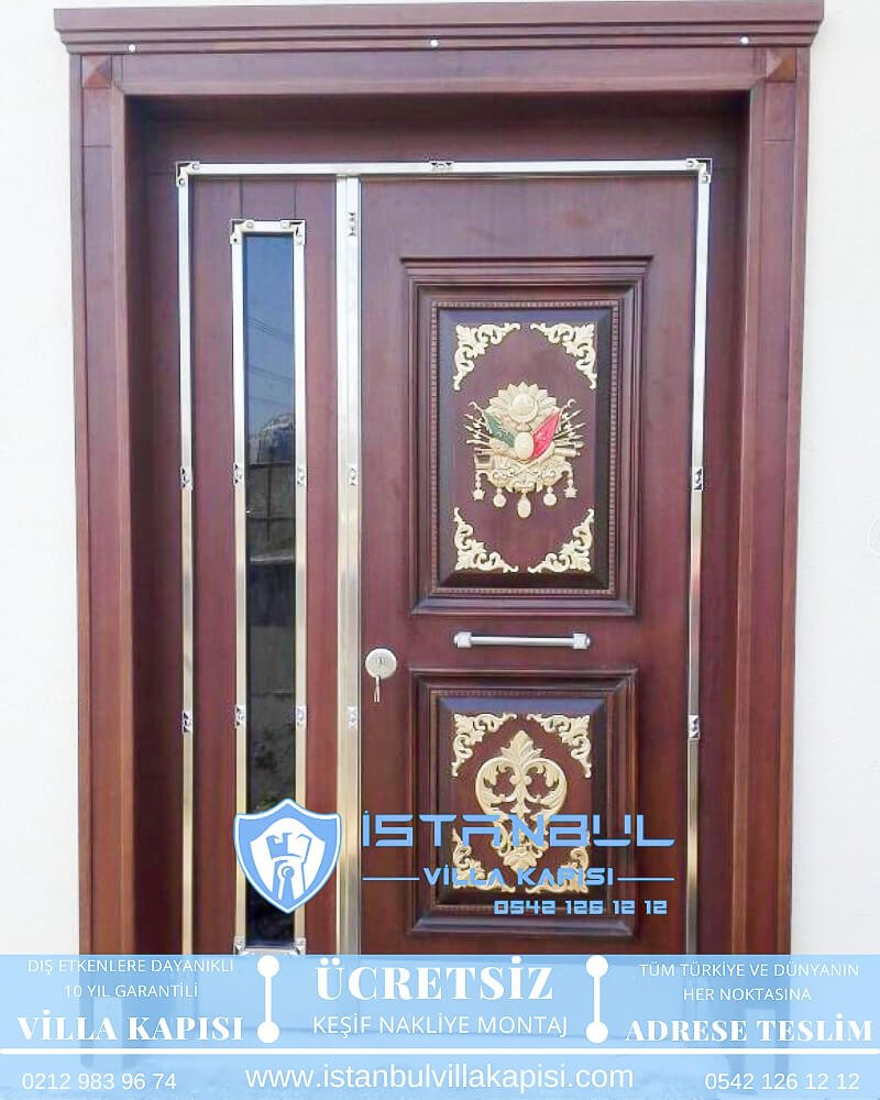 istanbul villa kapısı villa kapısı modelleri istanbul villa giriş kapısı villa kapısı fiyatları steel doors haustüren -46