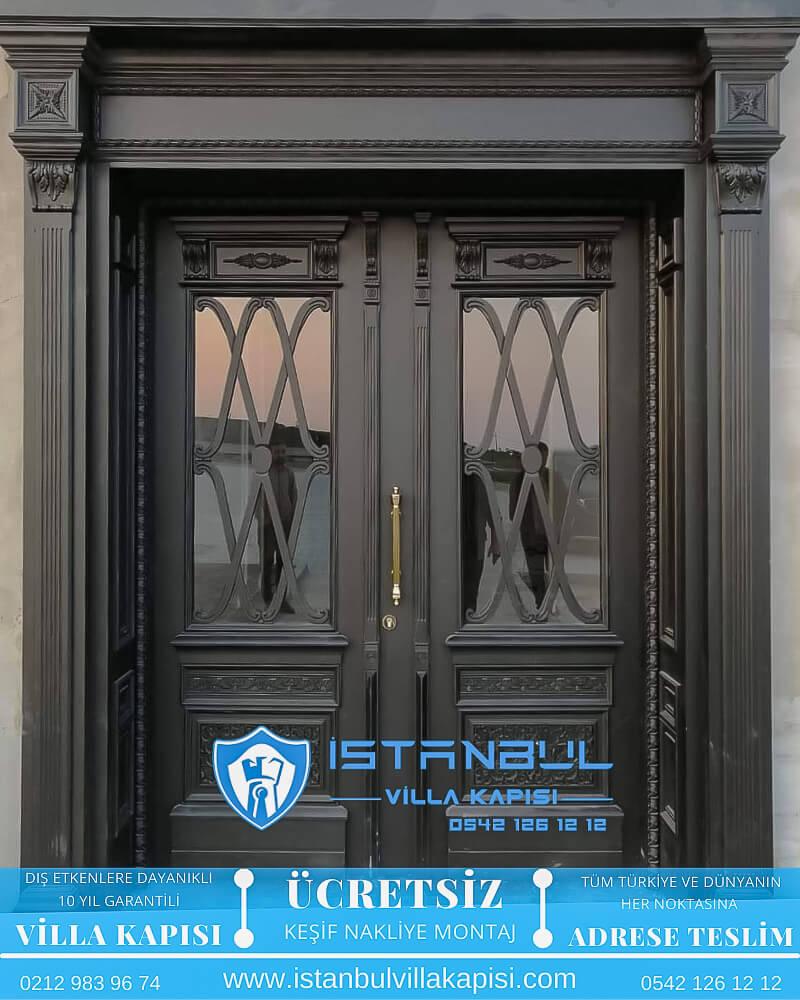 istanbul villa kapısı villa kapısı modelleri istanbul villa giriş kapısı villa kapısı fiyatları steel doors haustüren -49